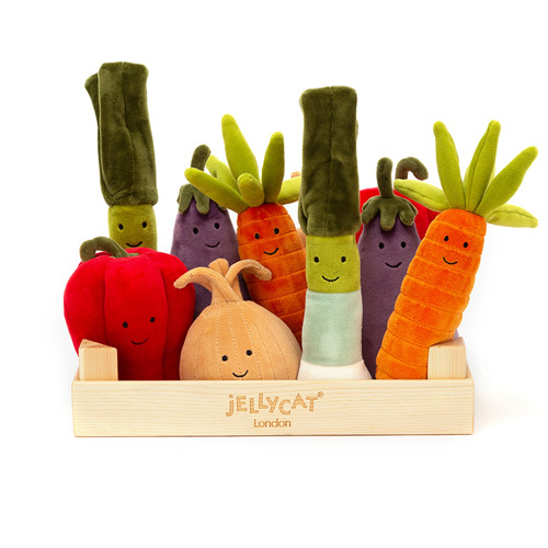 JellyCat Vivacious Vegetable Pepper