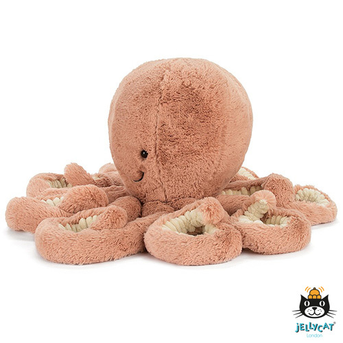 JellyCat Odell Octopus