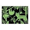 Mudpuppy Glow In The Dark Puzzel Rainforest (100-delig)