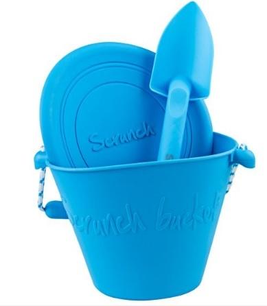 Scrunch Bucket Blue