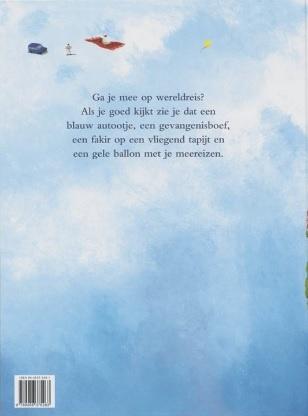Boek - De Gele Ballon