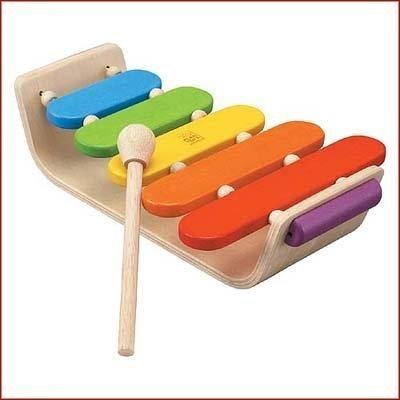 Plan Toys Houten Xylofoon