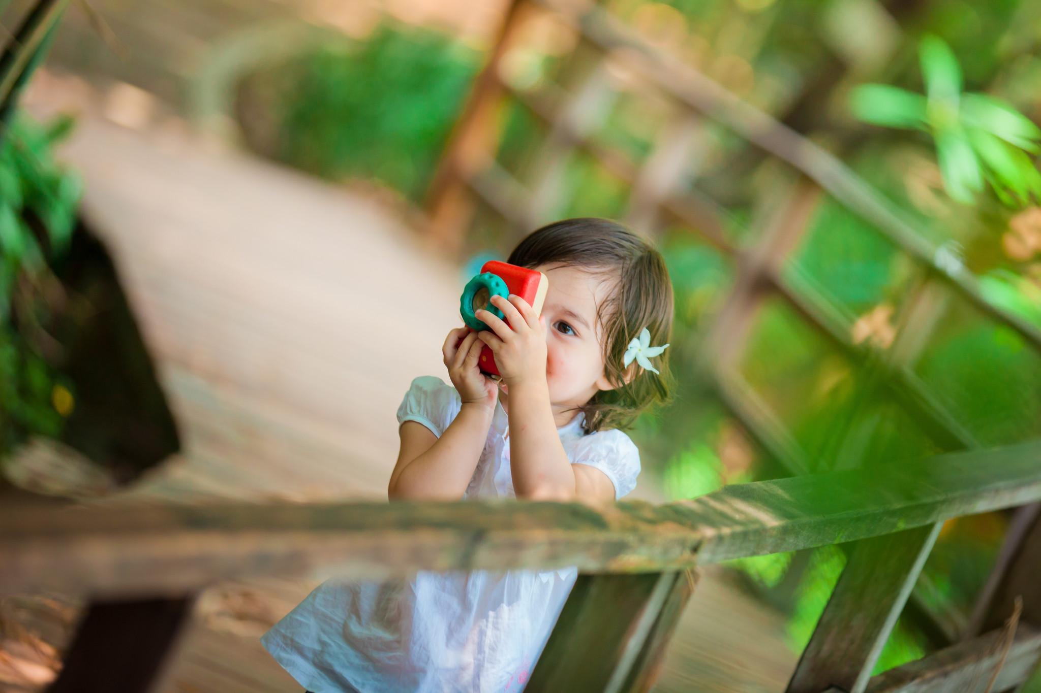 Plan Toys  Houten Camera  'My First Camera'