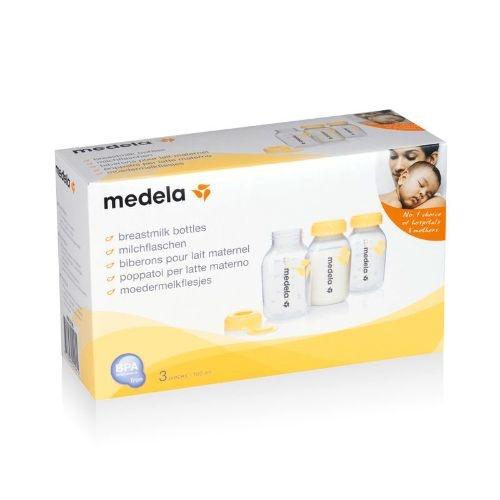 Medela Moedermelkflesjes 150 ml (set 3 stuks)