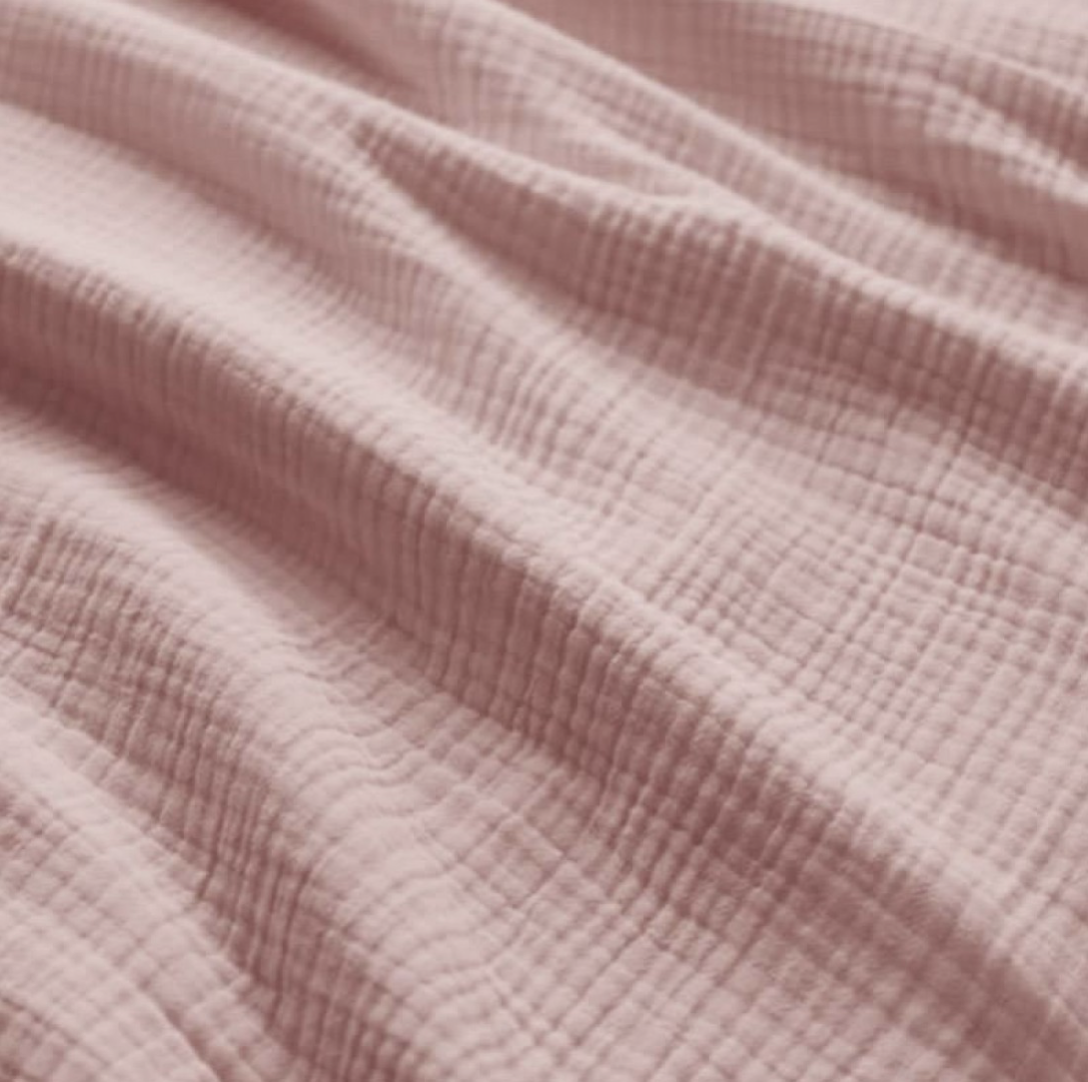 Moomu Cover Pink Nude Gauze