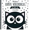 Baby Boekje - Milo's Eerste Voelboekje Zwart Wit | 0+