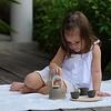 Plan Toys Houten Japanse Thee Set (8-delig)