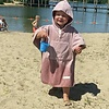 Palais de l'eau Peuter Cape Vintage Pink