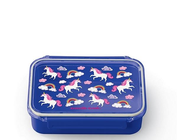 Crocodile Creek Bento Box - Unicorn