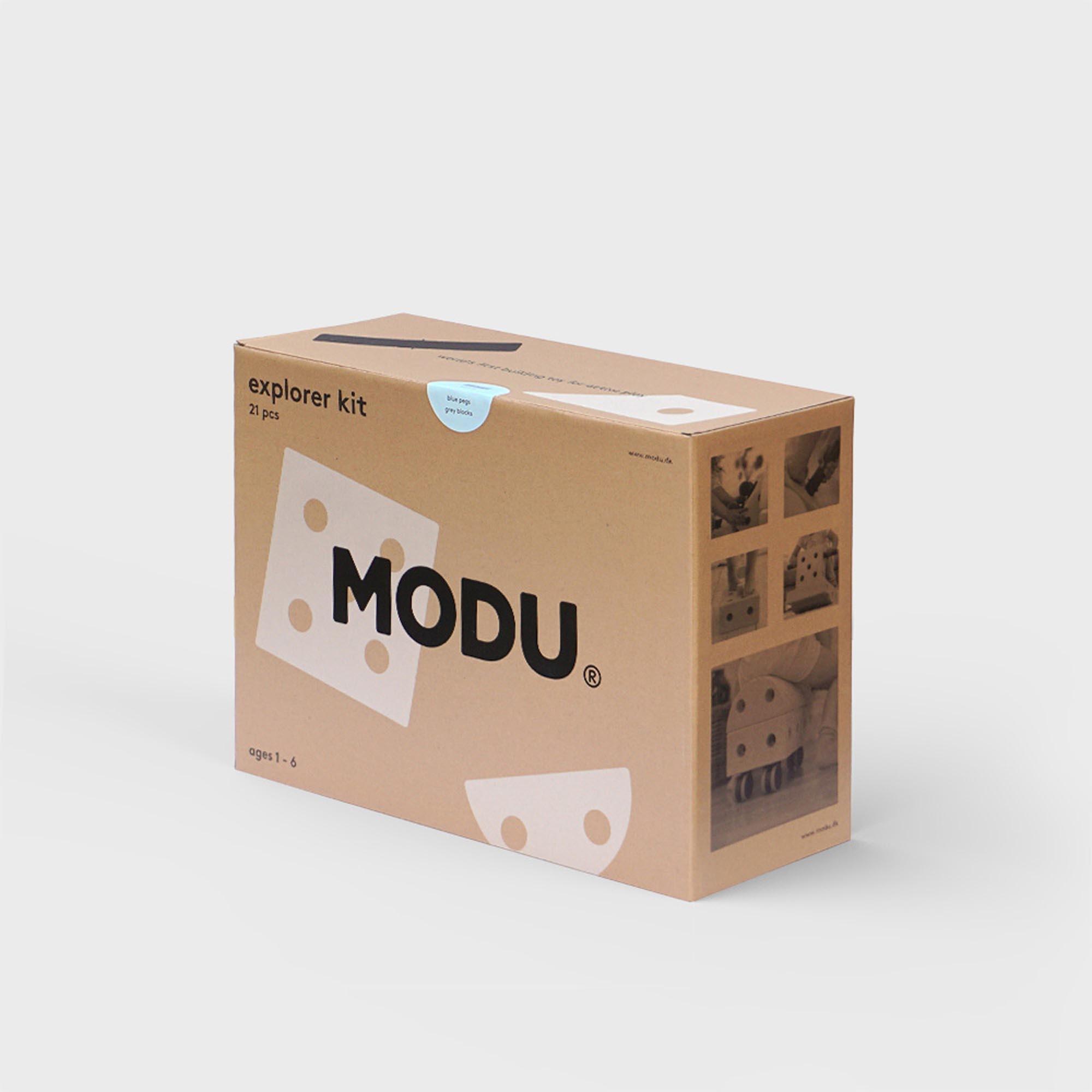 MODU Bouwset - Dreamer Kit Blauw