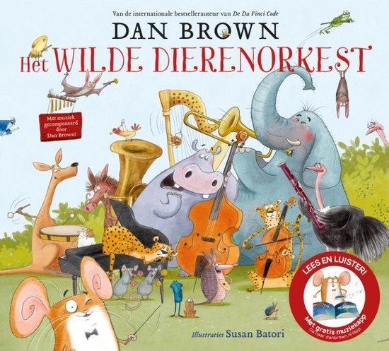 Boek - Het Wilde Dierenorkest
