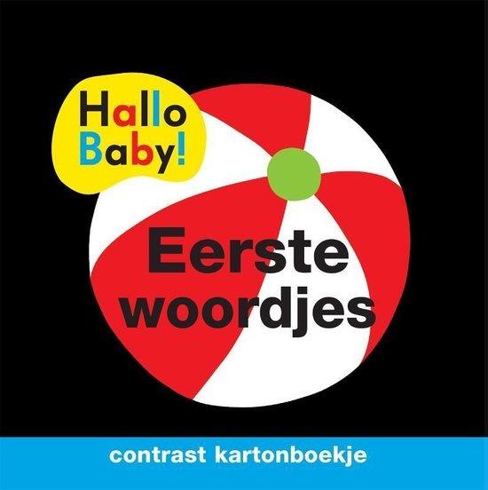 Babyboekje - Hallo Baby! Eerste Woordjes