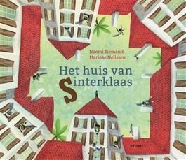 Boek - Het Huis van Sinterklaas