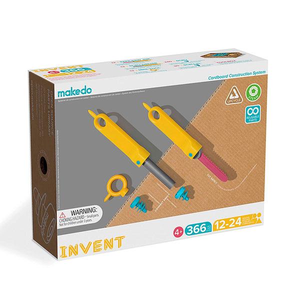 Makedo Invent Set 4+