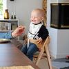 KAOS Klapp - Inklapbare Kinderstoel & Beugel - Eiken