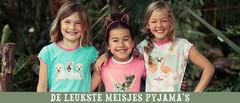 Pyjama's en nachthemdjes voor meisjes