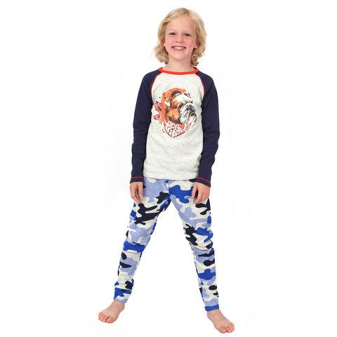 Pyjama Camouflage Bulldog