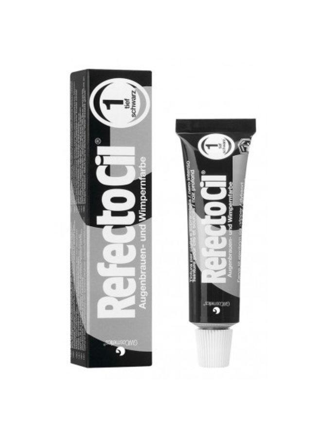 RefectoCil - Zwart nr. 1