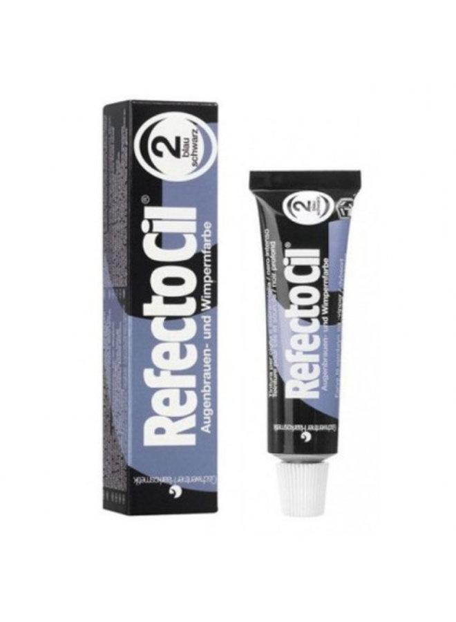 RefectoCil - Blauw-Zwart nr. 2