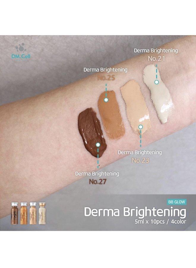 DM.Cell - N°21 Derma Brightening Complex 10 stuks