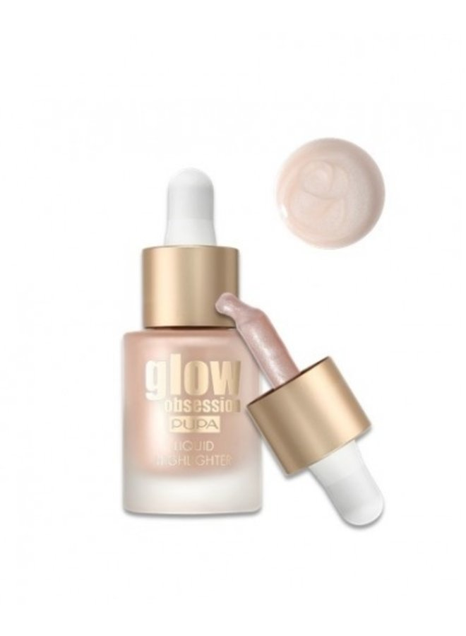 PUPA - Glow Obsession Liquid Highlighter 001 Hololight