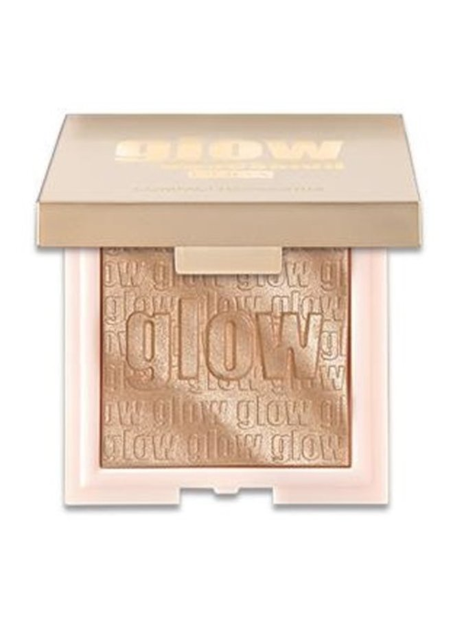 PUPA - Glow Obsession Compact Highlighter 003 Pure Gold