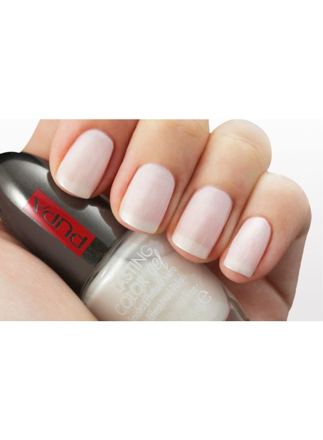 Pupa Lasting Color Gel 072 White Heat
