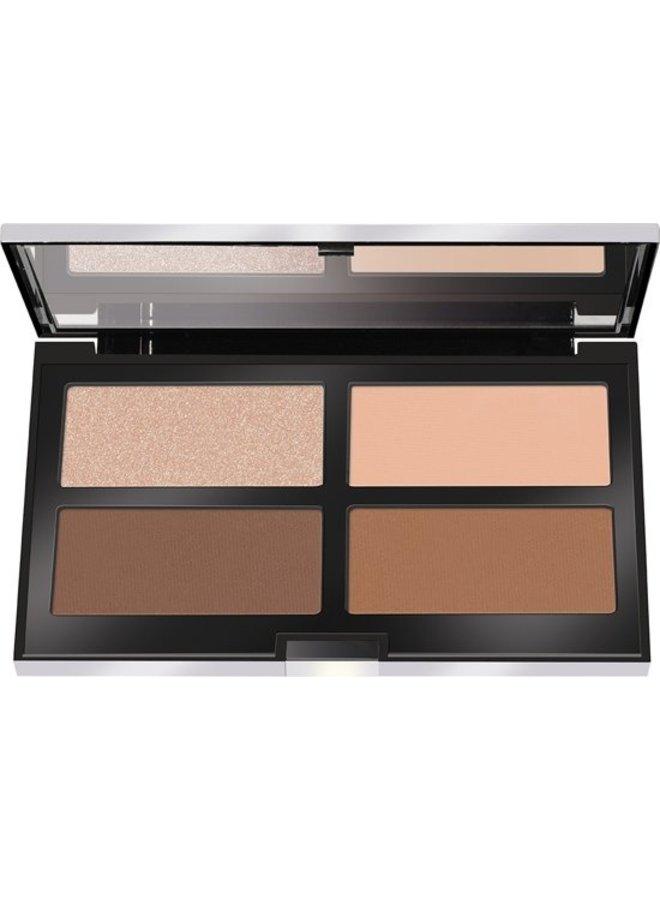 Contouring & Strobing Powder Palette - 003 Medium Dark Skin