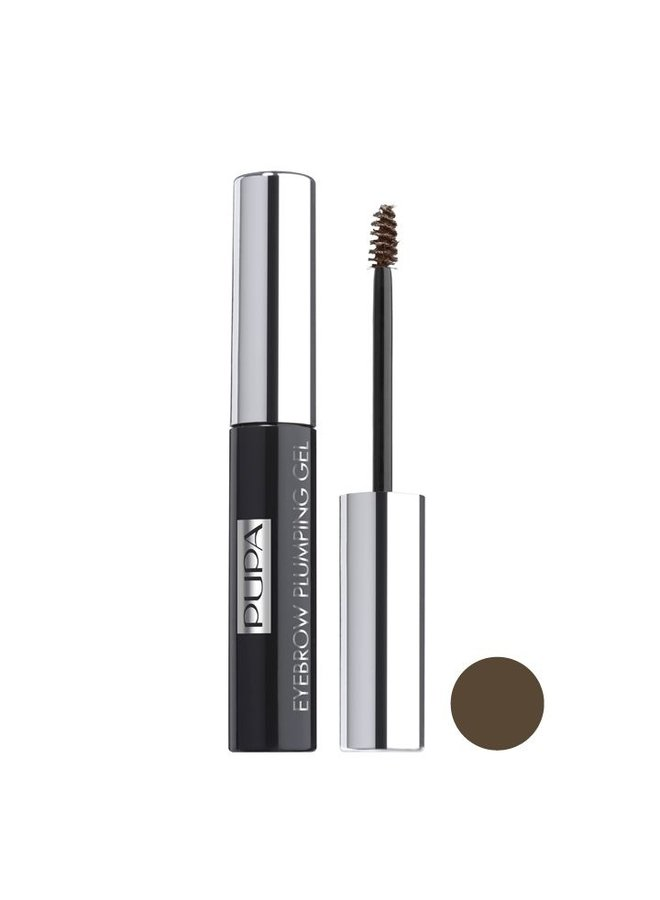003 Eyebrow Plumping Gel Dark Brown