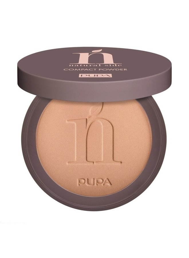 Natural Side Compact Powder 002