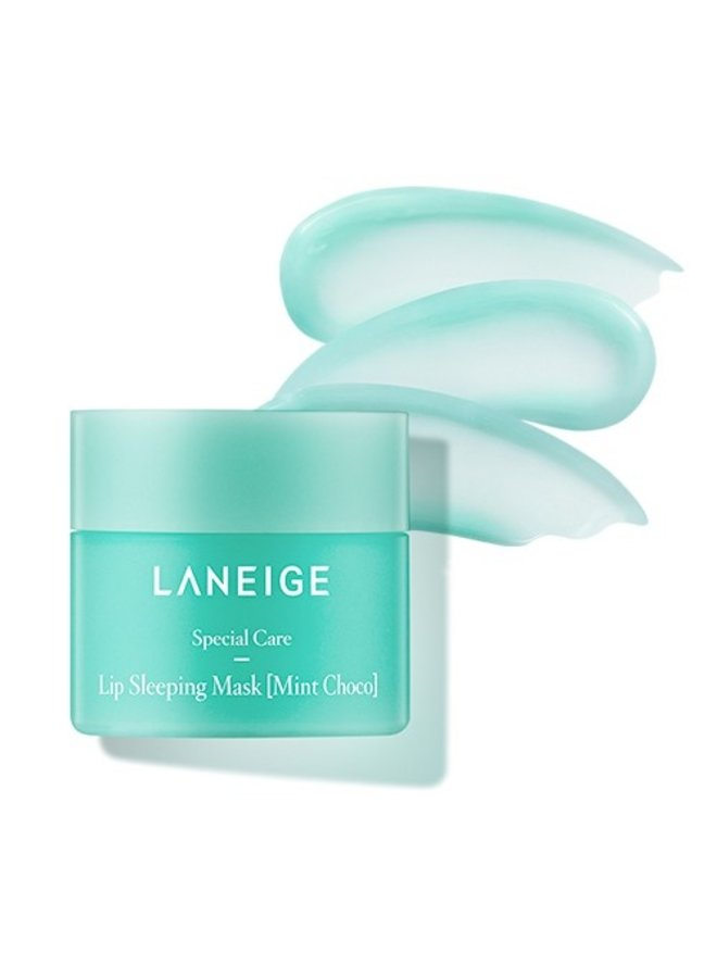 Lip Sleeping Mask (Mint Choco)
