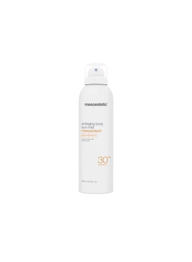 Mesoprotech – Antiaging Body Sun Mist SPF 30
