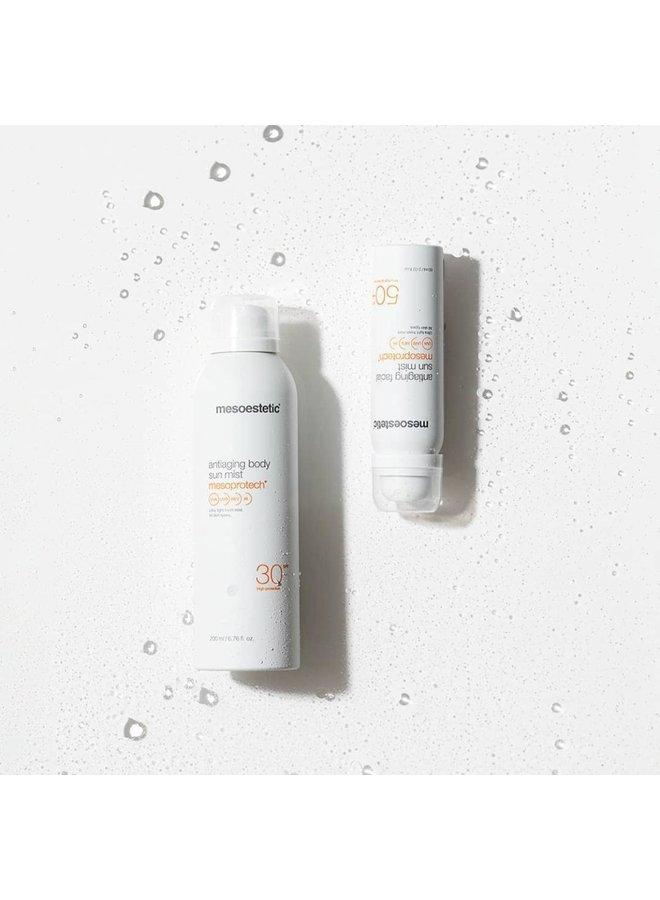 Mesoprotech – Antiaging Facial Sun Mist SPF 50