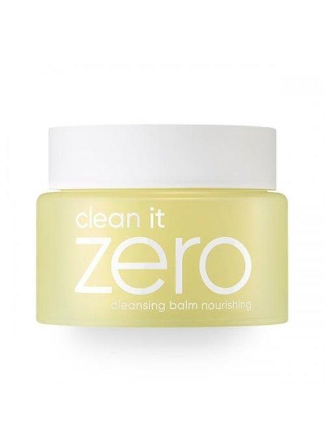 Clean it Zero Cleansing Balm - Nourishing Reinigingscrème