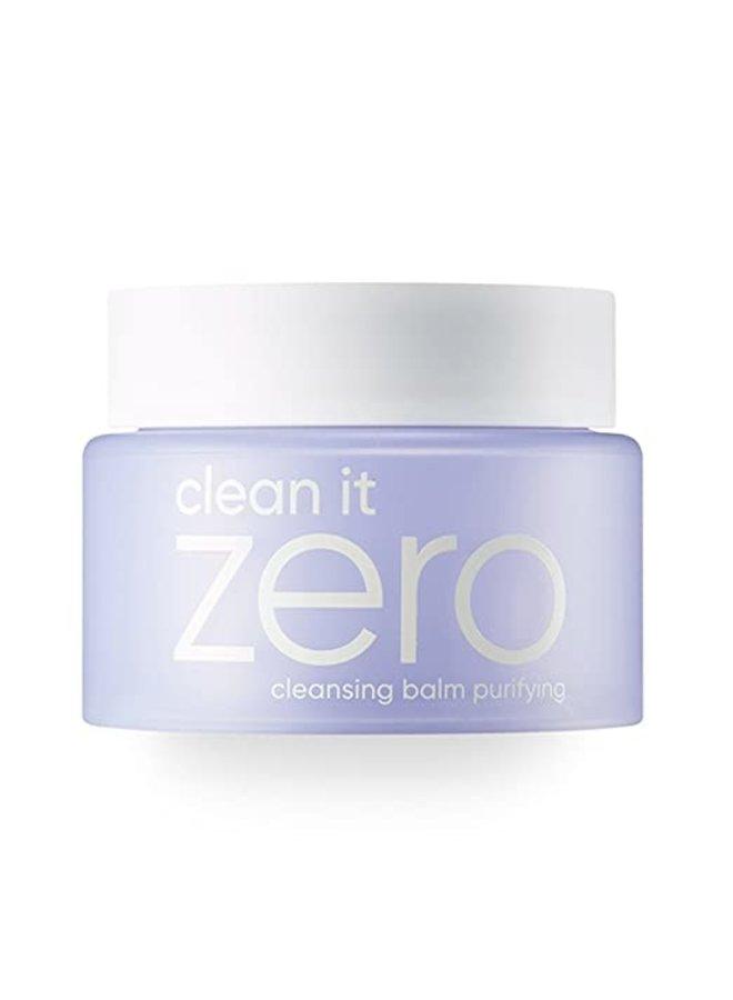 Clean it Zero Cleansing Balm - Purifying Reinigingscrème