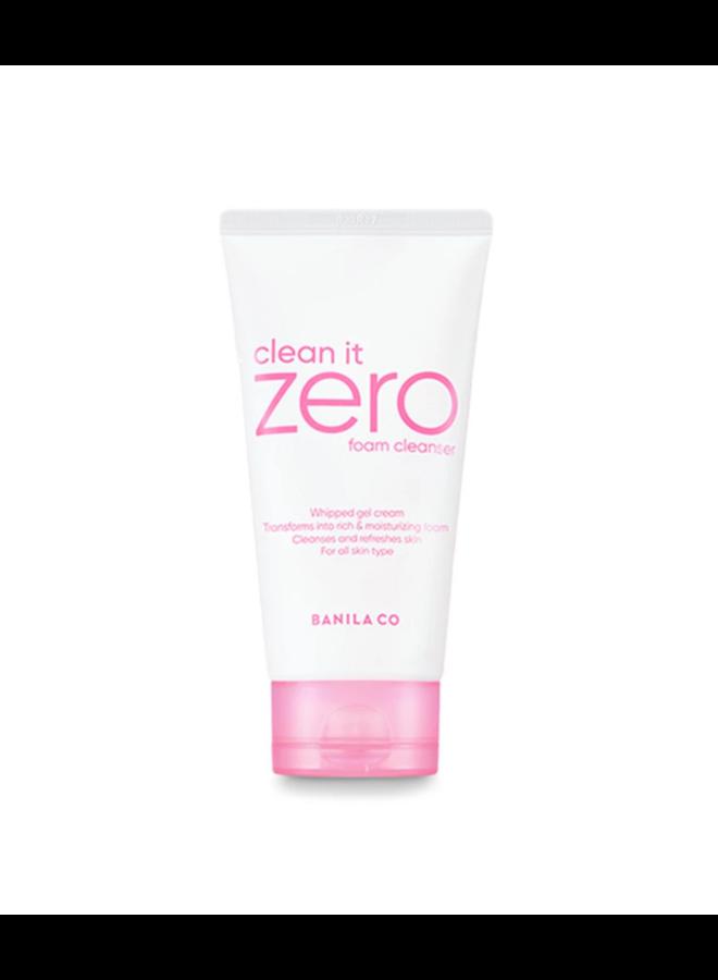 Clean it Zero Foam Cleanser Reinigingsschuim