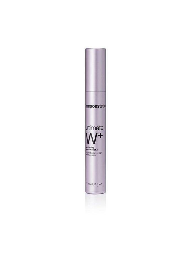 Mesoestetic - Ultimate W+ Whitening Spot Eraser 15ml