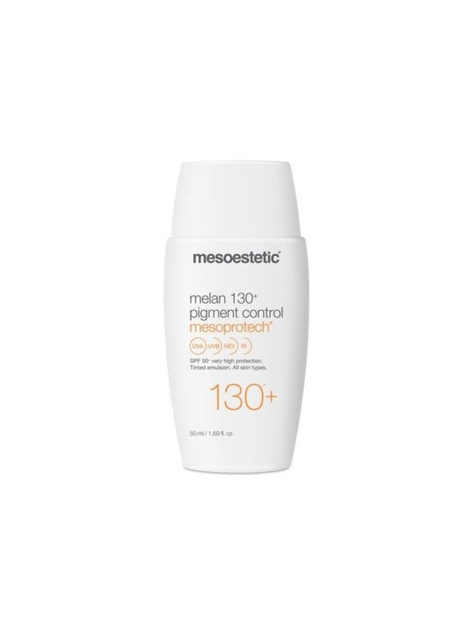 Mesoprotech - Melan 130 pigment control SPF50