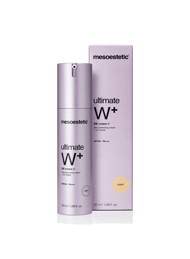 Ultimate W+ Whitening BB Cream 50ml - Medium
