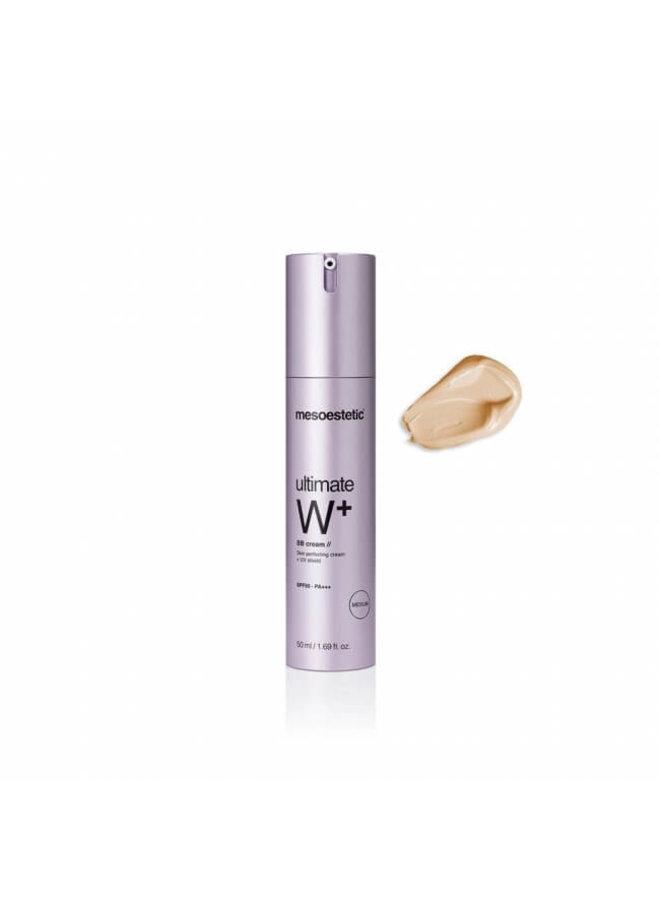 Ultimate W+ Whitening BB Cream 50ml - Medium