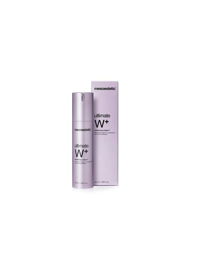 Ultimate W+ Whitening Cream 50ml