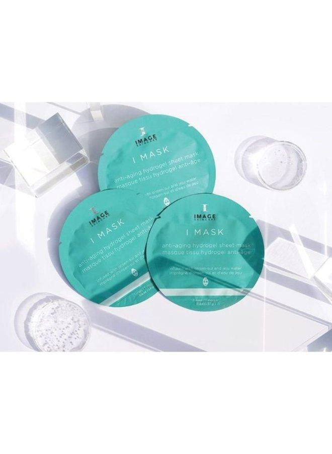 IMAGE Skincare I MASK – Anti-Aging Hydrogel Sheet Mask 5 pack