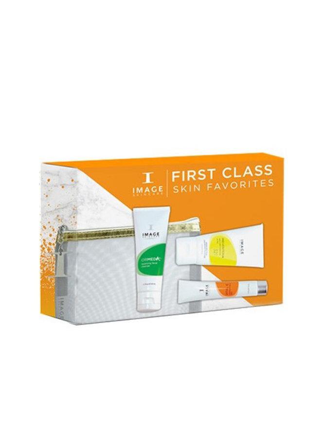 IMAGE Skincare First Class Skin Favorites set (Travel Size)