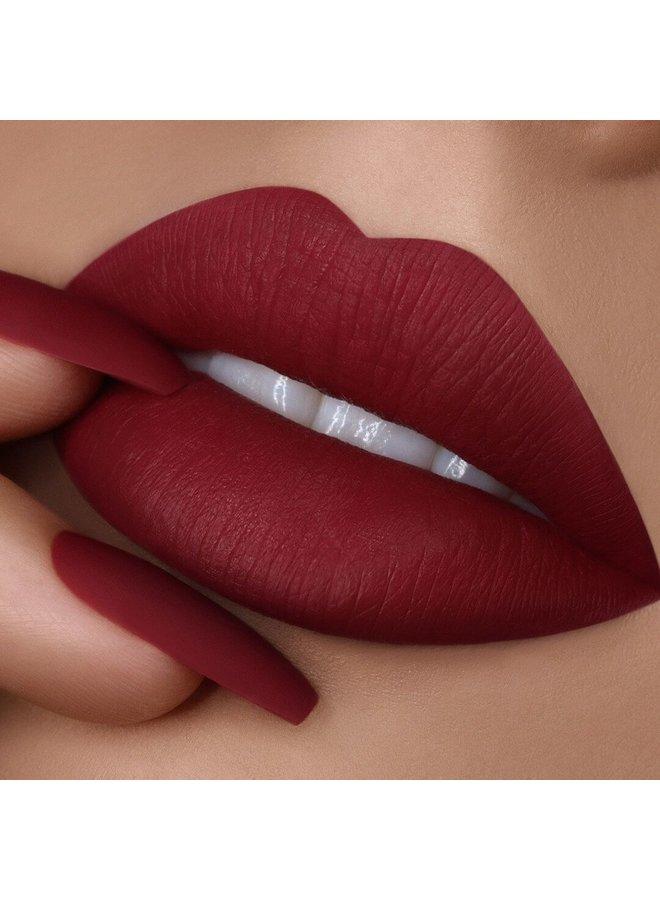 Sigma Liquid Lipstick - Belladonna