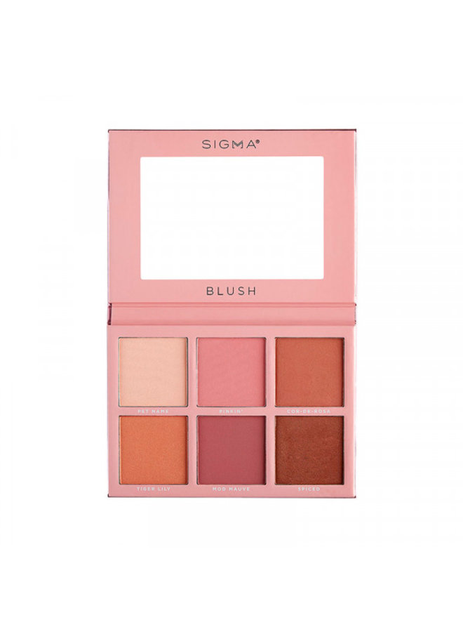 Sigma Blush Cheek Palette