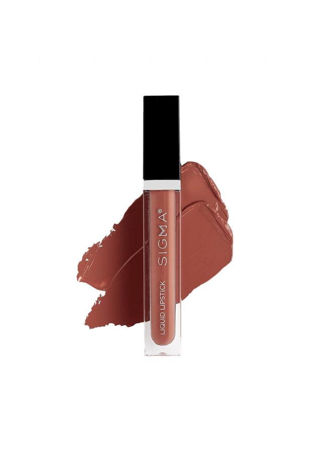 Sigma Liquid Lipstick - Cor-de-Rosa