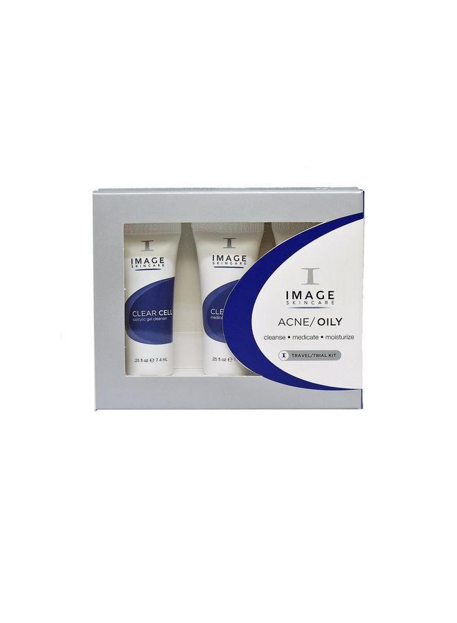 IMAGE Skincare Acné/Oily – Trial Kit