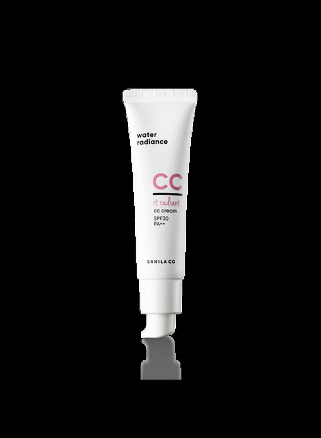 BANILA CO - It Radiant CC Cream SPF30 PA++ 30ml