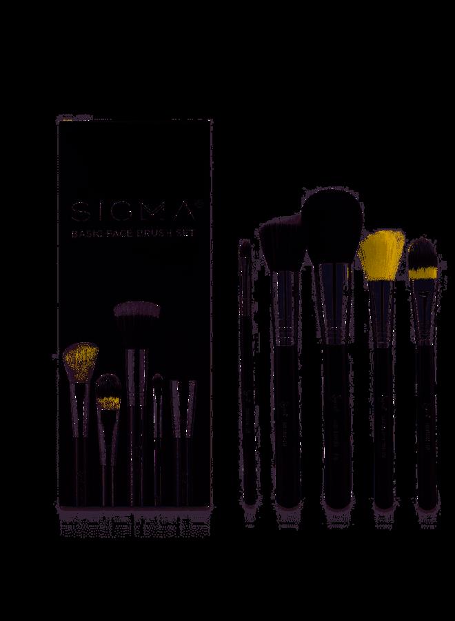 Sigma Basic Face Brush Set