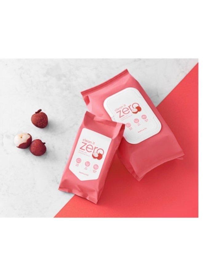 BANILA CO - Clean It Zero Lychee Vita Cleansing Tissue 430g